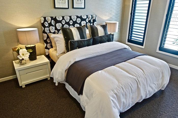Obliečky na postel z bavlny