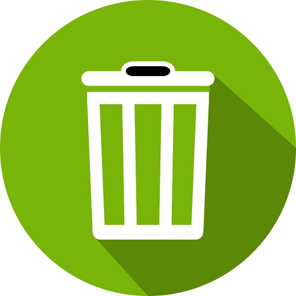 Vrecia na odpad do domácností