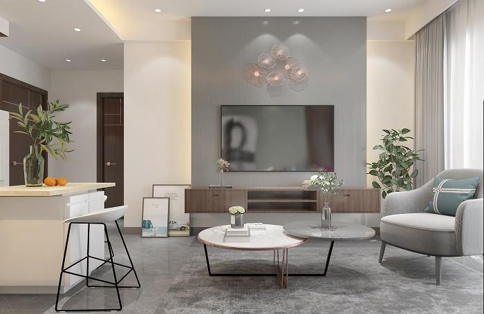 Nápady ako zariadiť obývačku moderne